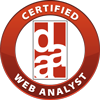 brendan regan is a certified web analyst