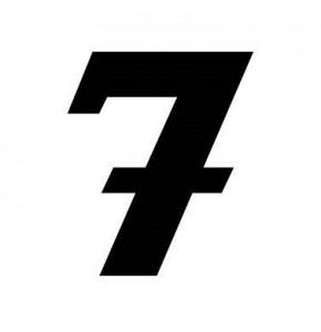 numeral seven